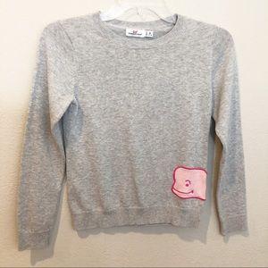 Vineyard vines girls whale sweater